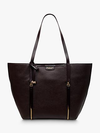 Radley Penhurst Leather Shoulder Bag, Oxblood