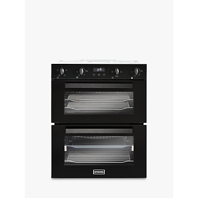 Stoves BI702MFCT Built-In Electric Double Oven, A/A Energy Rating