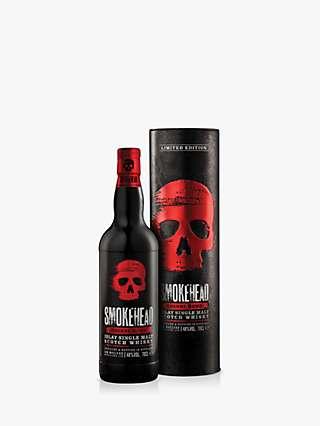 Smokehead Sherry Bomb Islay Single Malt Whisky, 70cl