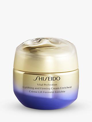 Shiseido Vital Perfection Uplifting and Firming Cream Enriched, 50ml