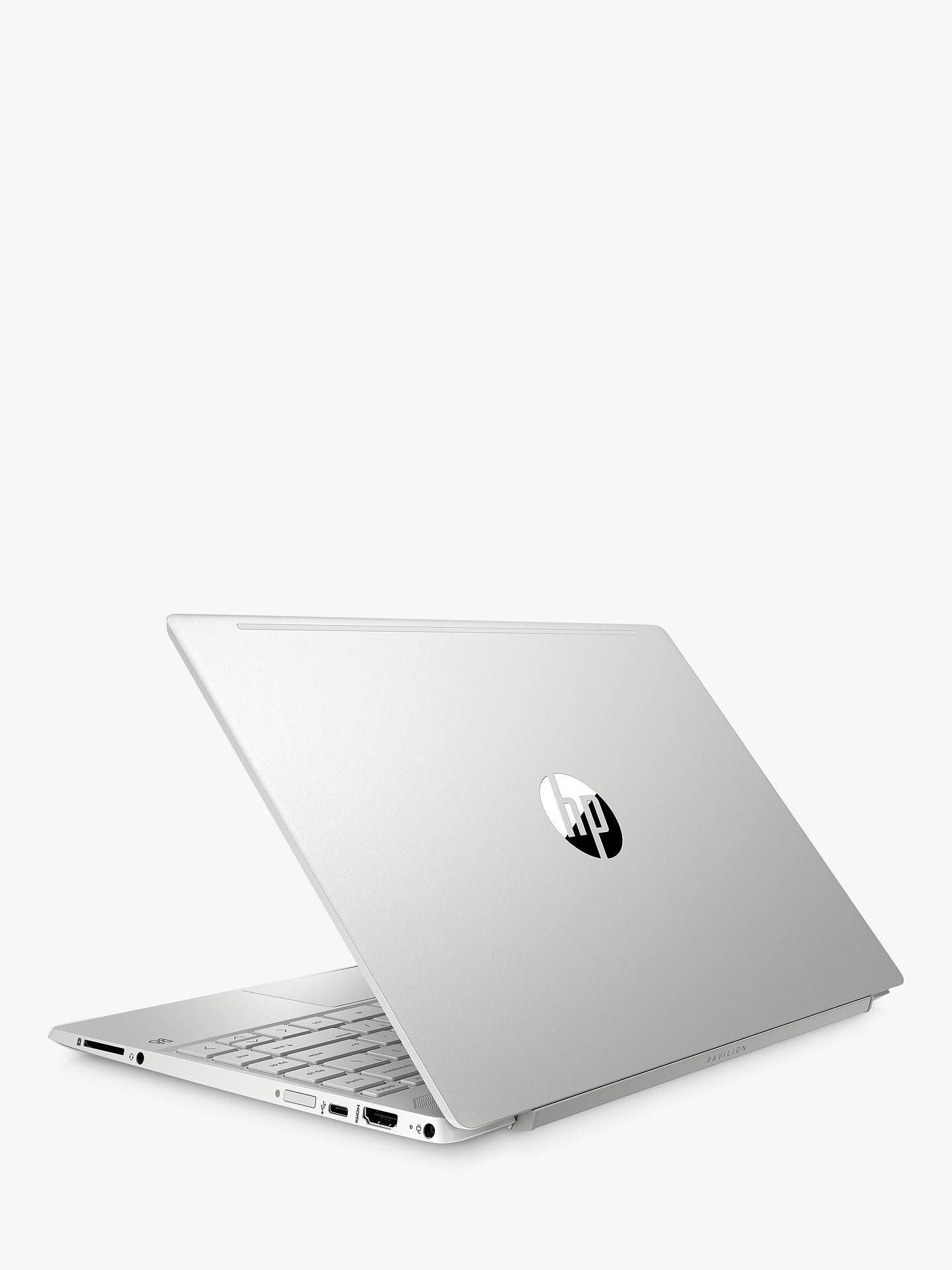 Hp Pavilion 13 An1007na Laptop Intel Core I7 8gb Ram 512gb Ssd 13 3 Full Hd Mineral Silver At John Lewis Partners