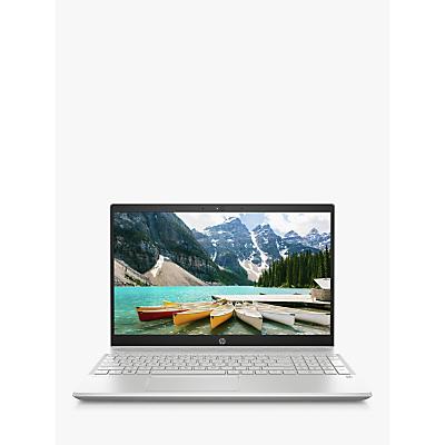 Image of HP Pavilion 15-cs3009na Laptop, Intel Core i5 Processor, 8GB RAM, 512GB SSD, 15.6 Full HD, Mineral Silver