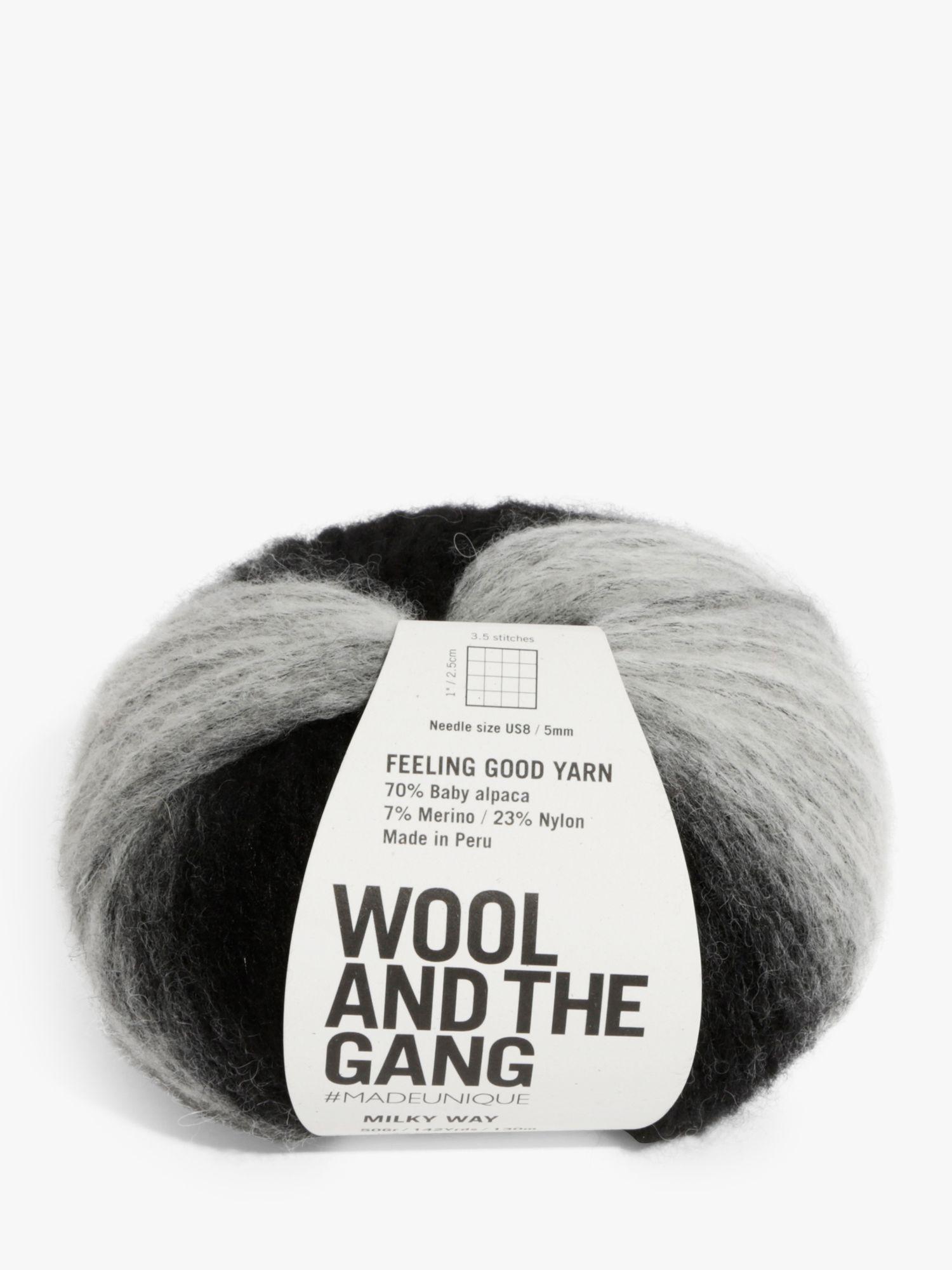 Wool and the Gang Wool And The Gang Feeling Good Aran Yarn, 50g