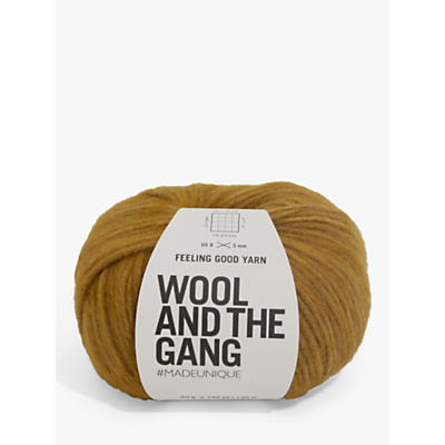 Image of Wool And The Gang Feeling Good Aran Yarn, 50g