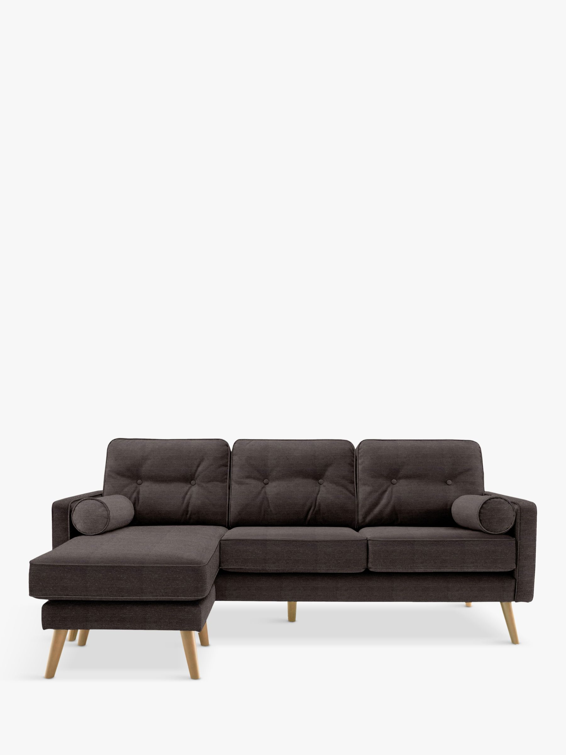 G Plan Vintage G Plan Vintage The Sixty Five Large 3 Seater Chaise End Sofa