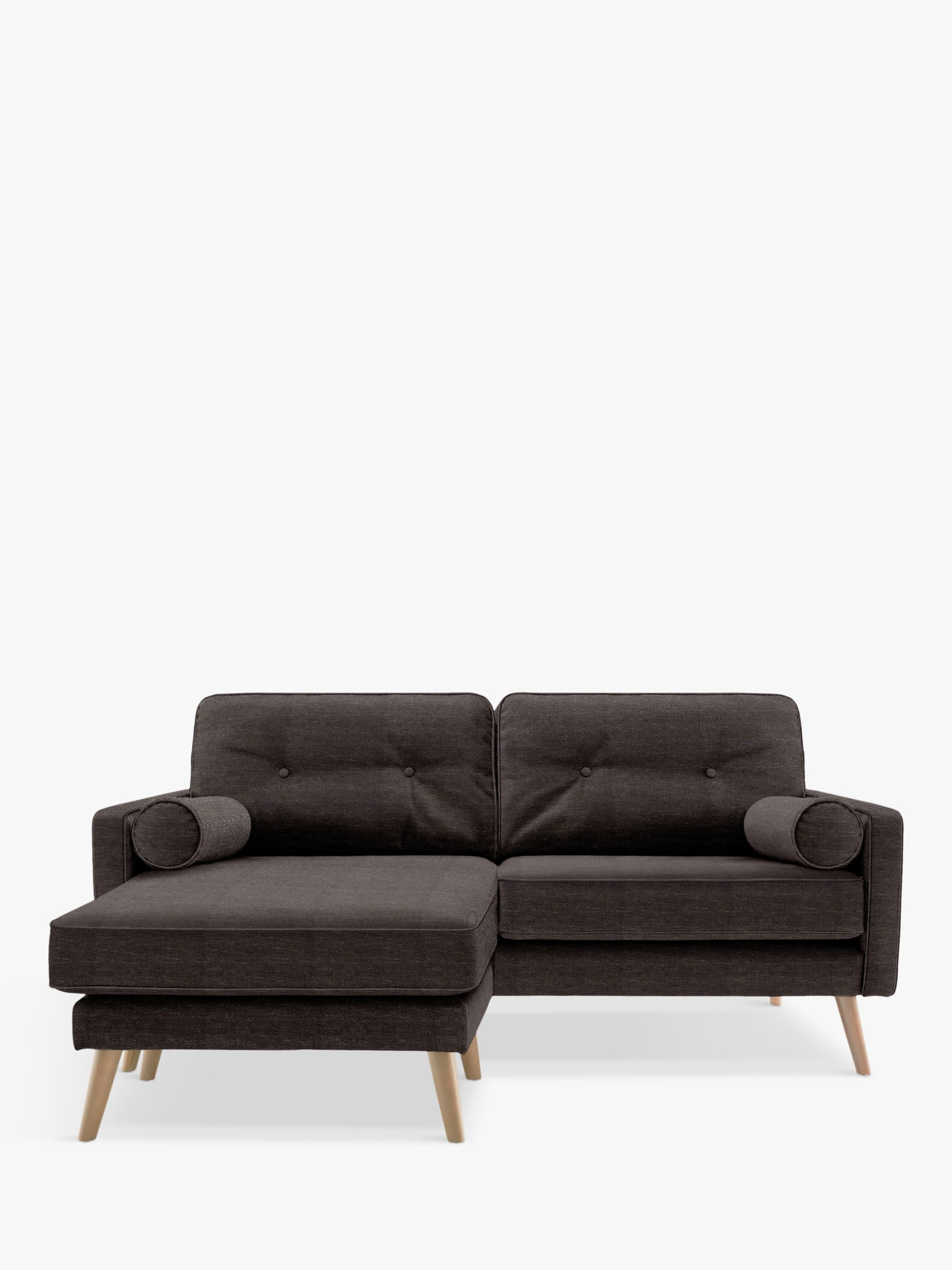 G Plan Vintage G Plan Vintage The Sixty Five Medium 2 Seater Chaise End Sofa
