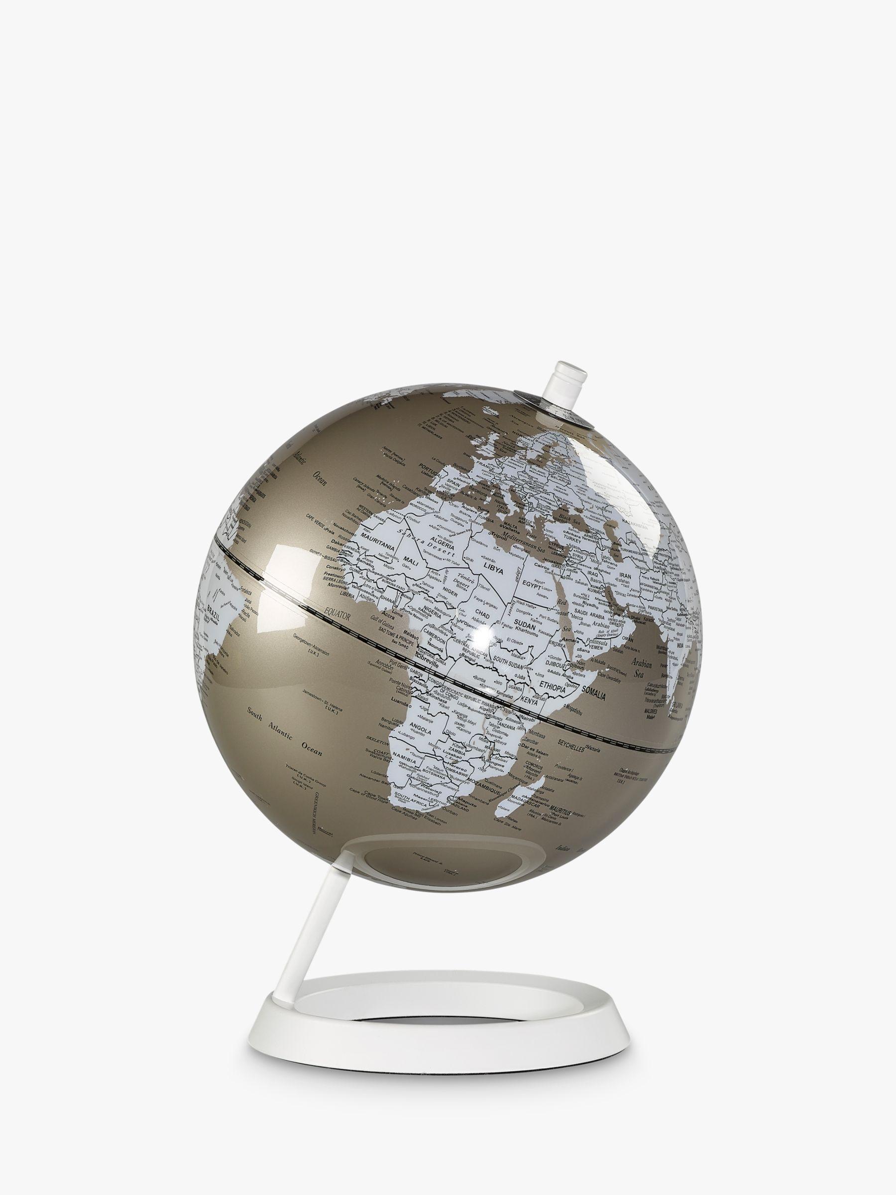 Wild & Wolf Wild & Wolf Classic Metallic Globe, 20cm