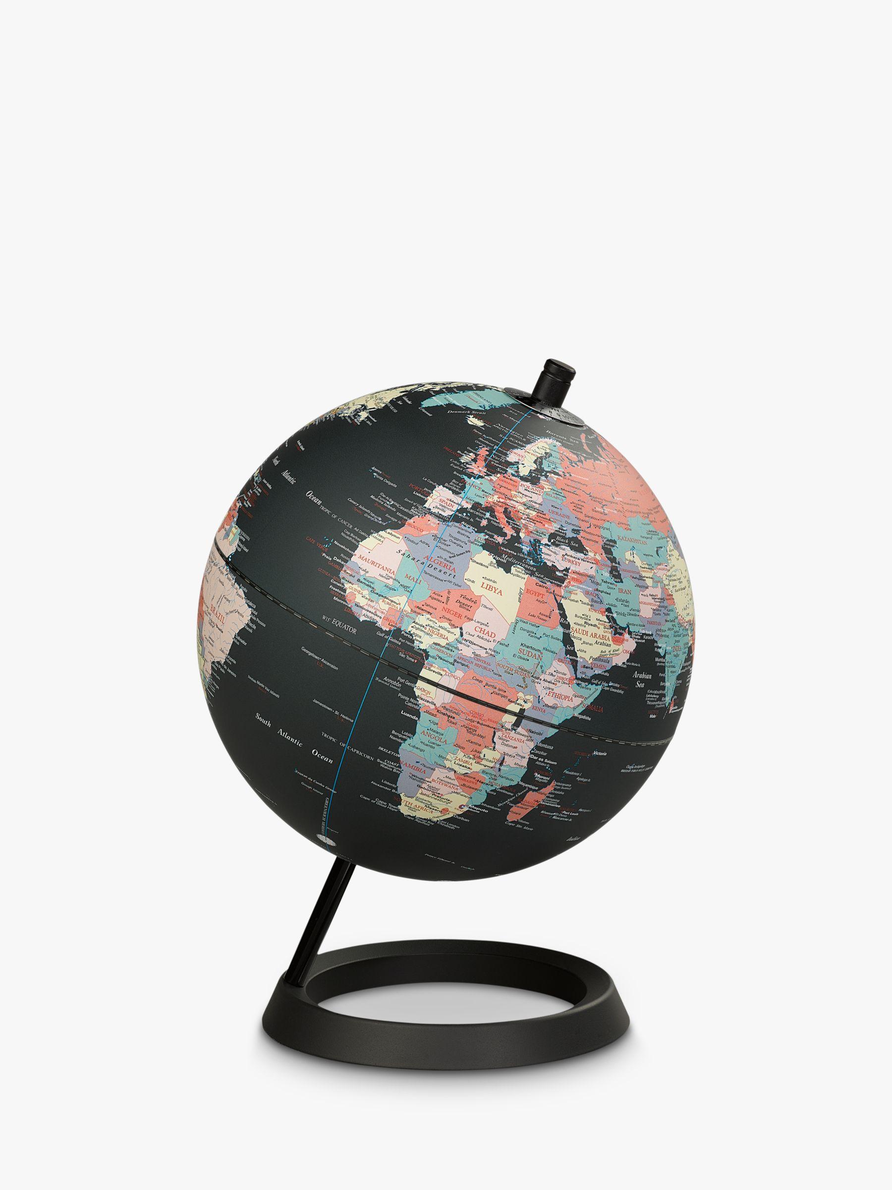Wild & Wolf Wild & Wolf Classic Black Globe, 20cm
