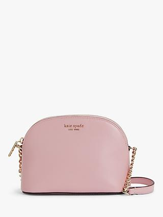 kate spade new york Spencer Small Dome Cross Body Bag, Tutu Pink