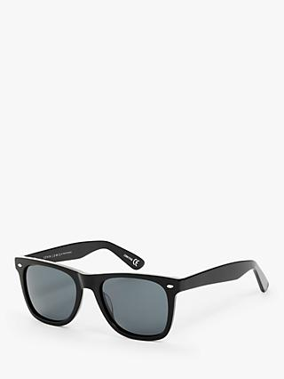 John Lewis & Partners Bio Based Acetate Wayfarer Sunglasses