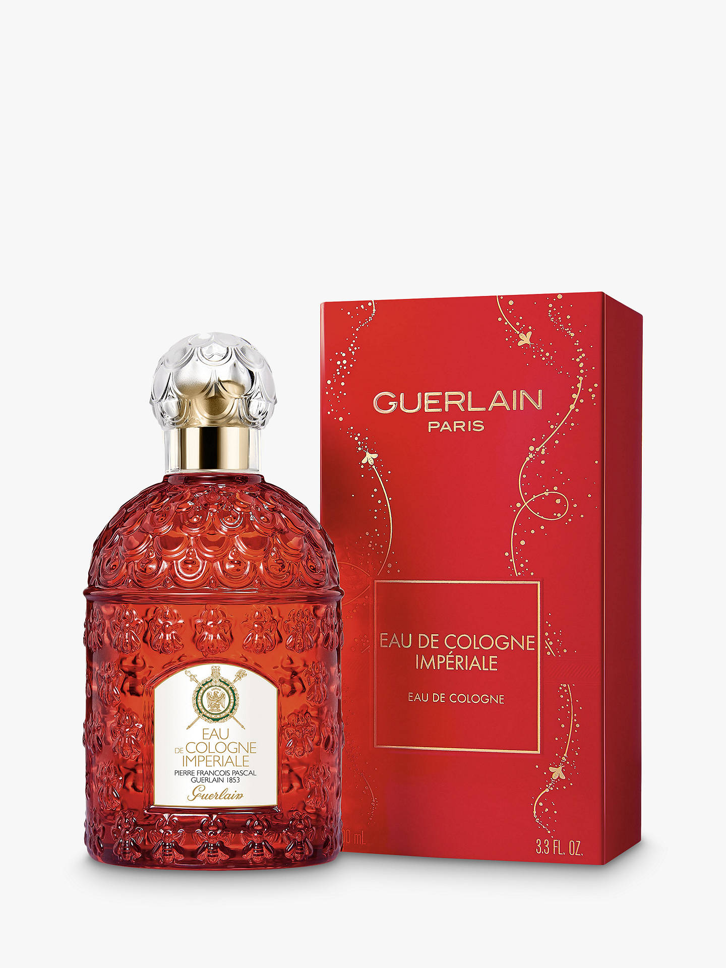 Buy Guerlain Imperiale Eau de Cologne, Chinese New Year, 100ml Online at johnlewis.com