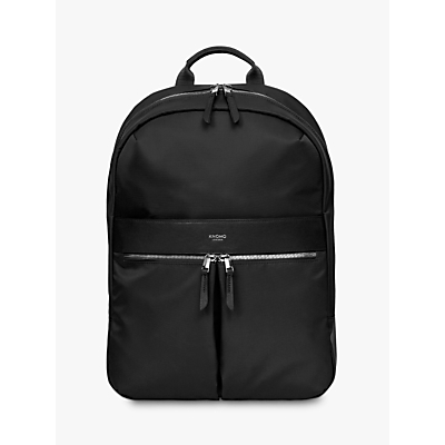 Image of KNOMO Mayfair Beauchamp 2.0 Backpack for 14 Laptops, Black