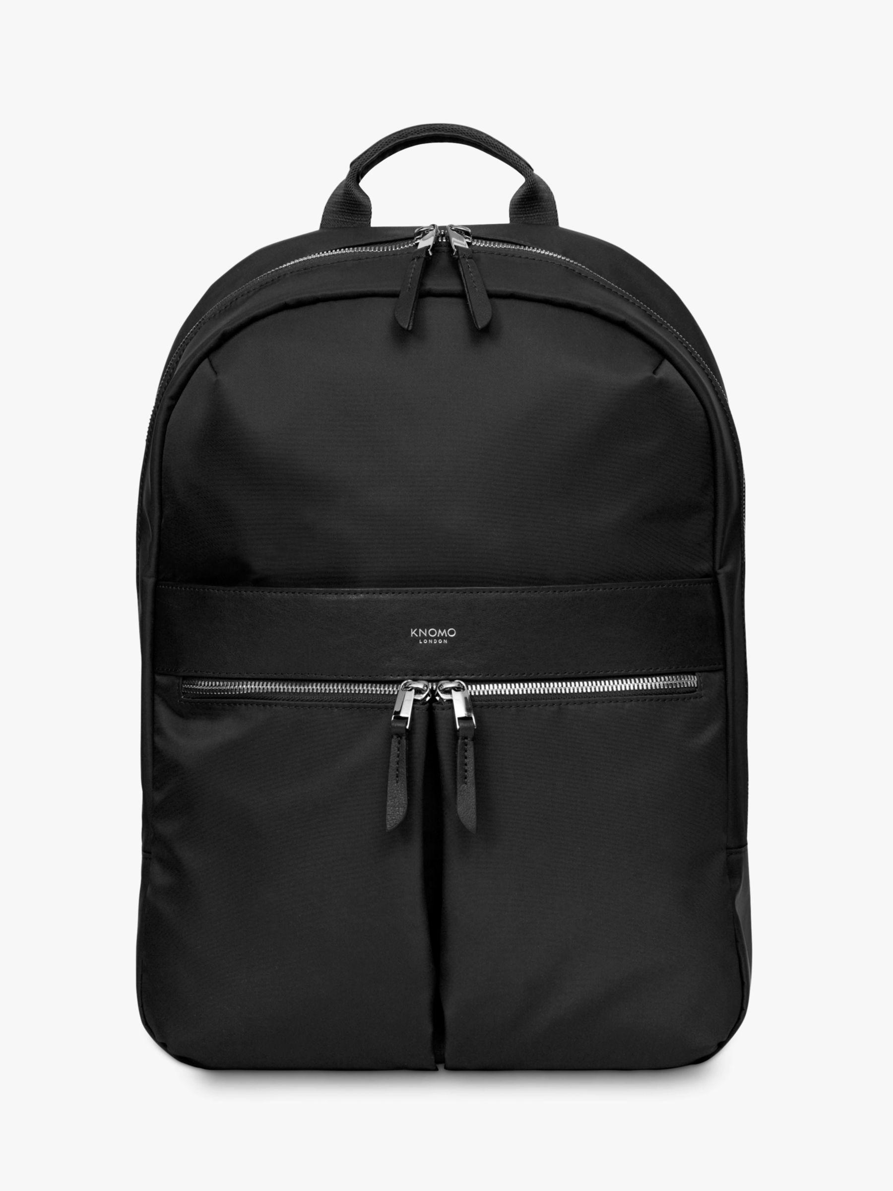 Knomo KNOMO Mayfair Beauchamp 2.0 Backpack for 14 Laptops, Black
