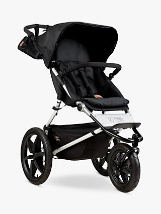 Mountain Buggy Terrain Pushchair, Onyx