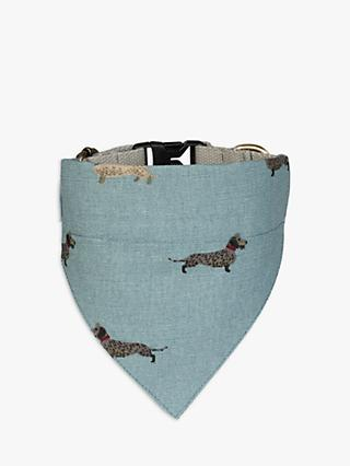 Sophie Allport Dachshund Dog Neckerchief, Small