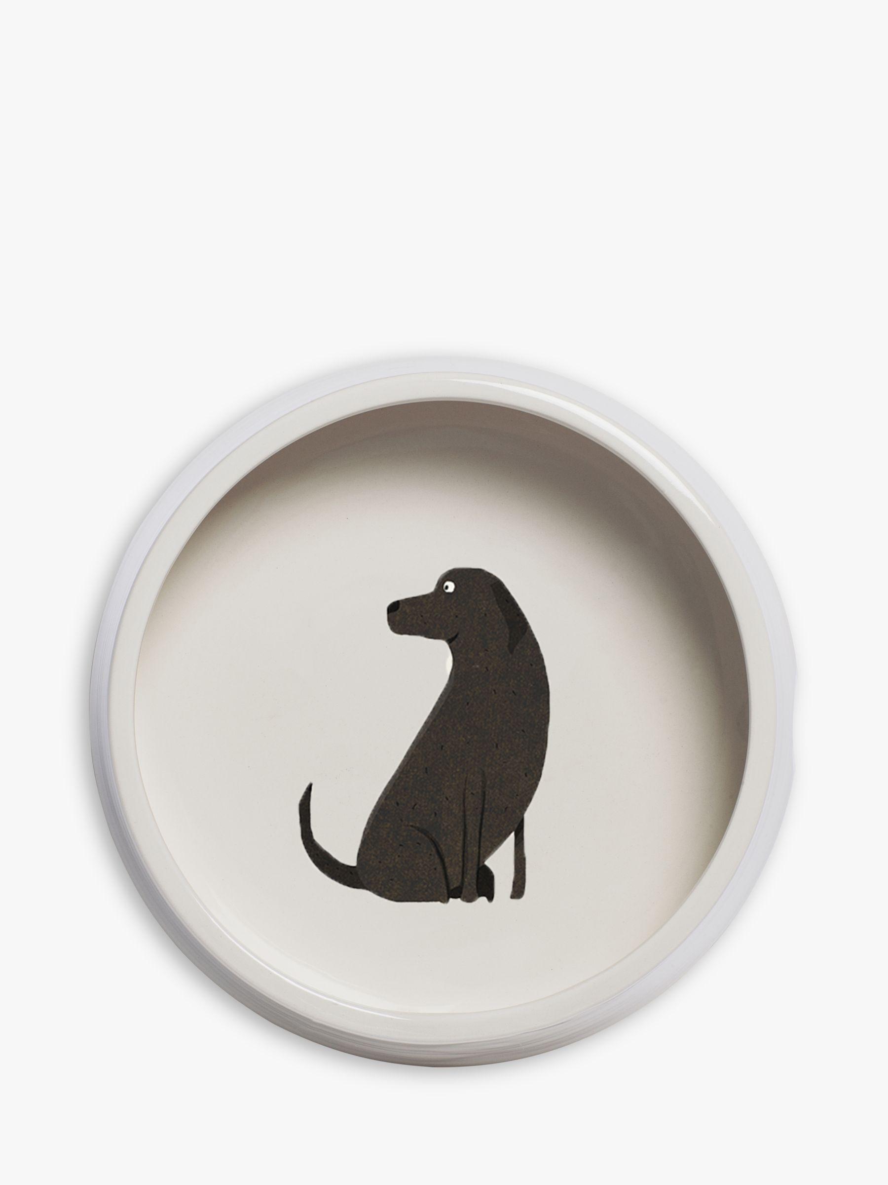 Fenella Smith Labrador Dog Food Bowl