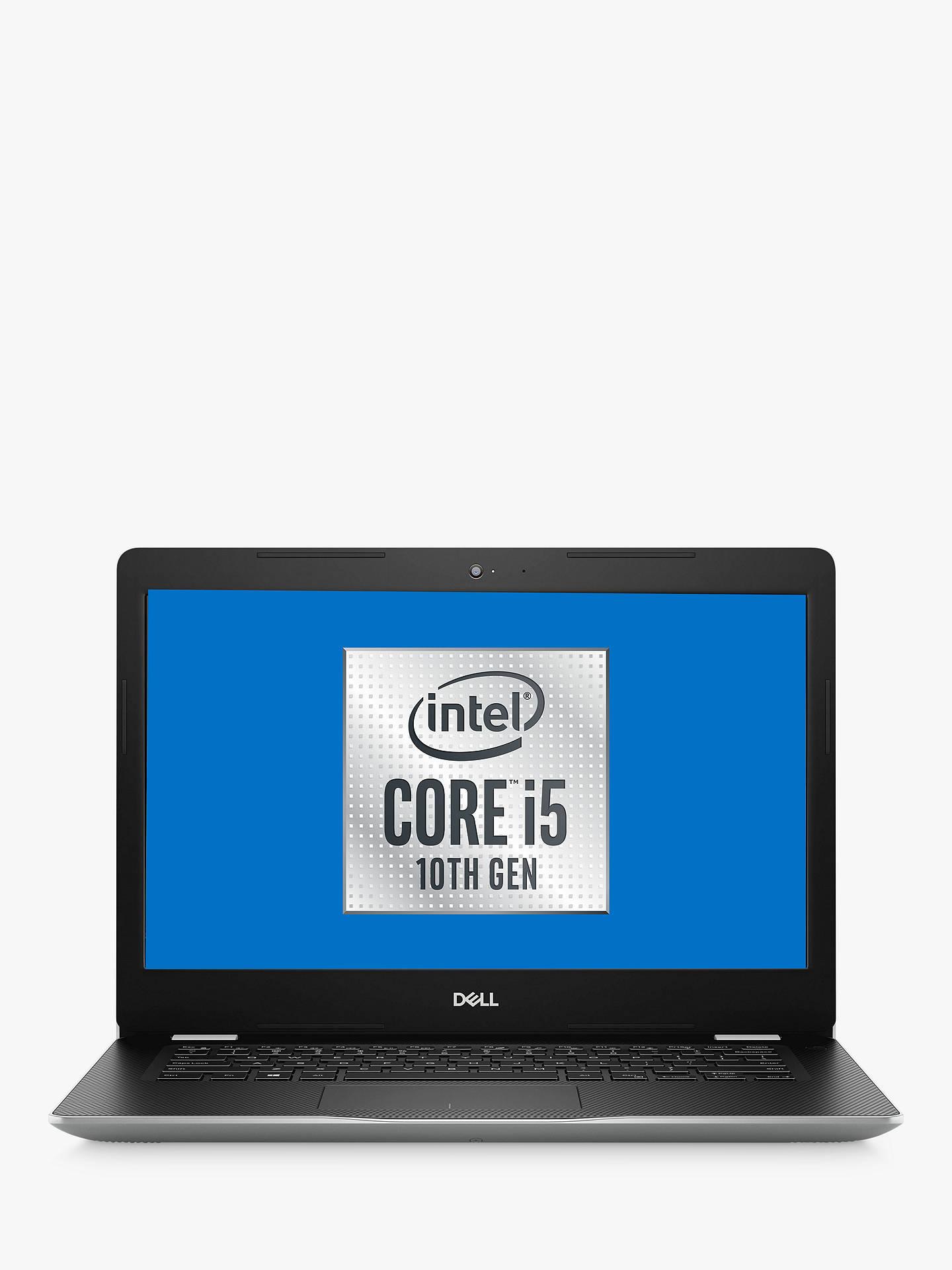 Dell Inspiron 14 3493 Laptop Intel Core I5 Processor 8gb Ram 512gb Ssd 14 Full Hd Platinum Silver At John Lewis Partners