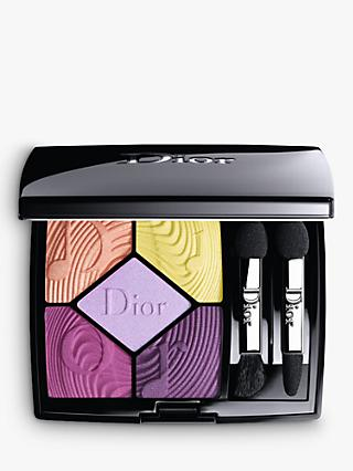 Dior 5 Couleurs Glow Vibes Eyeshadow Palette - Limited Edition