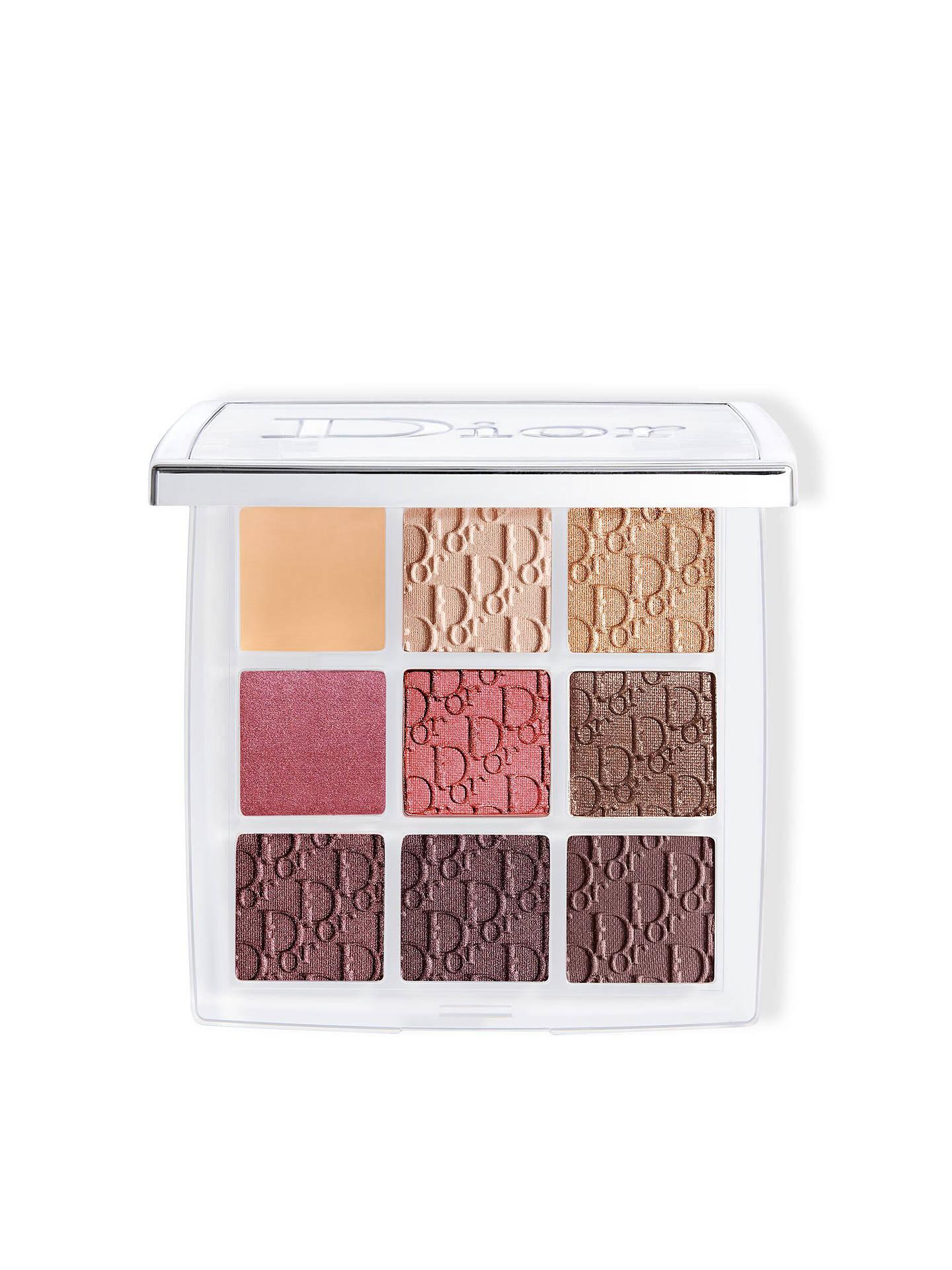 Buy Dior Backstage Eye Palette, 004 Rosewood Neutrals Online at johnlewis.com