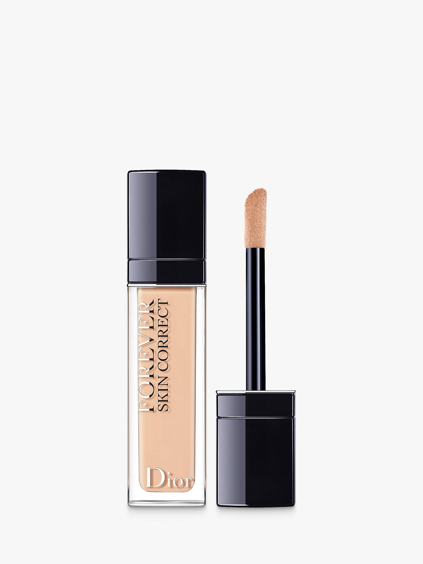 Buy Dior Diorskin Forever Skin Correct Moisturising Creamy Concealer, 1CR Cool Rosy Online at johnlewis.com