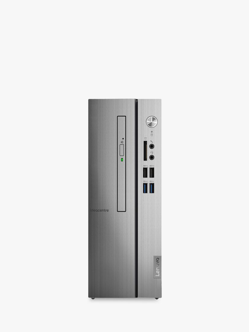 Lenovo Lenovo Ideacentre 510S-07ICK Tower PC, Intel Core i3, 8GB RAM, 1TB HDD, Black Silver