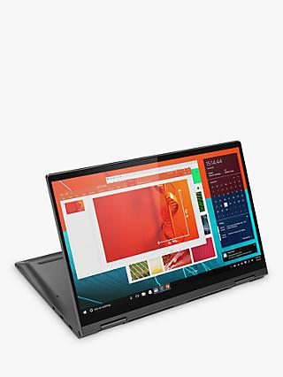"Lenovo YOGA C740-14IML Convertible Laptop, Intel Core i5 Processor, 8GB RAM, 256GB SSD, 14"", Iron Grey"