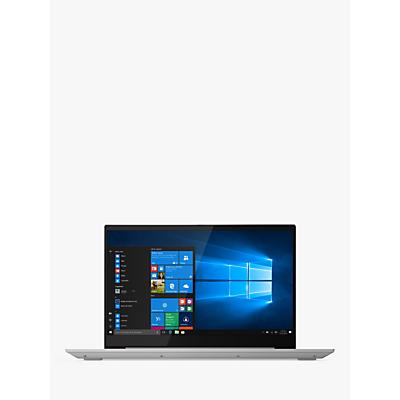 Image of Lenovo IdeaPad S340-15IIL Laptop, Intel Core i3 Processor, 4GB RAM, 128GB SSD, 15.6 Full HD, Platinum Grey