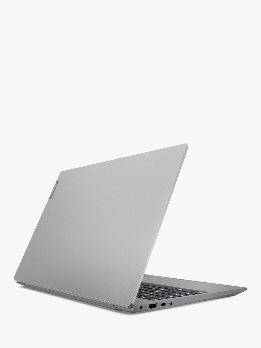 "Buy Lenovo IdeaPad S340-15IIL Laptop, Intel Core i5 Processor, 8GB RAM, 256GB SSD, 15.6"" Full HD, Platinum Grey Online at johnlewis.com"
