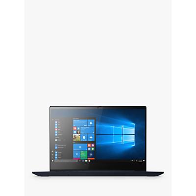 Image of Lenovo ideapad S540-14IML Laptop, Intel Core i5 Processor, 8GB RAM, 256GB SSD, 14 Full HD, Abyss Blue