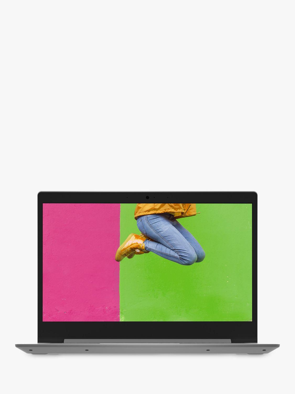 Lenovo Lenovo ideapad Slim 1-14AST-05 Laptop, AMD A4 Processor, 4GB RAM, 64GB eMMC, 14 Display, Platinum Grey