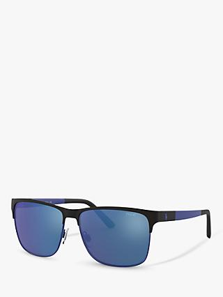 Polo Ralph Lauren PH3128 Men's Rectangular Sunglasses