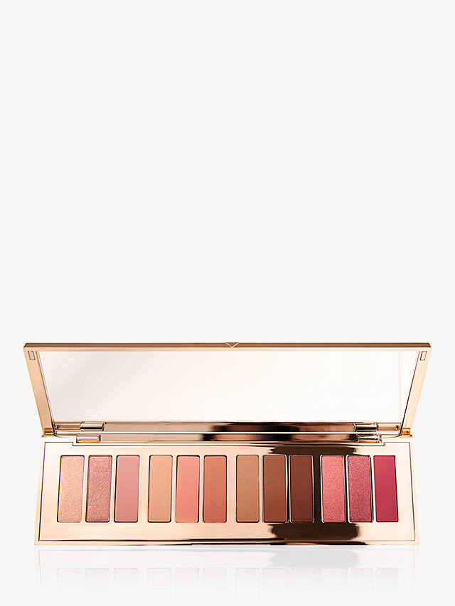 Buy Charlotte Tilbury Instant Eye Palette, Limited Edition, Pillow Talk Online at johnlewis.com