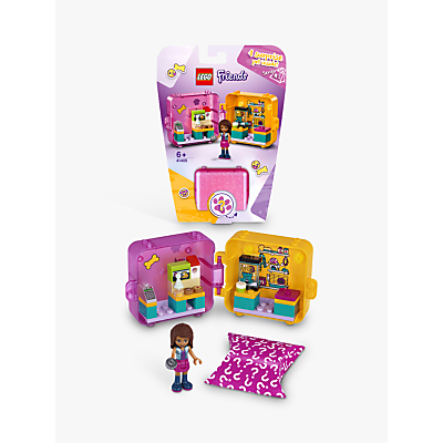 LEGO Friends 41405 Andreas Shopping Cube