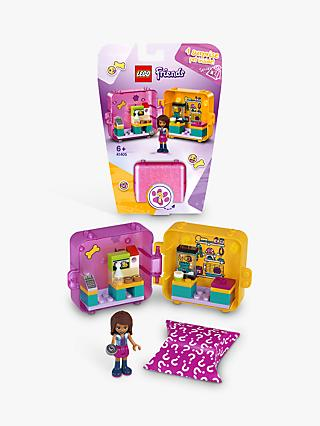 LEGO Friends 41405 Andrea's Shopping Cube