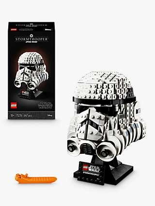 LEGO Star Wars 75276 Stormtrooper Helmet