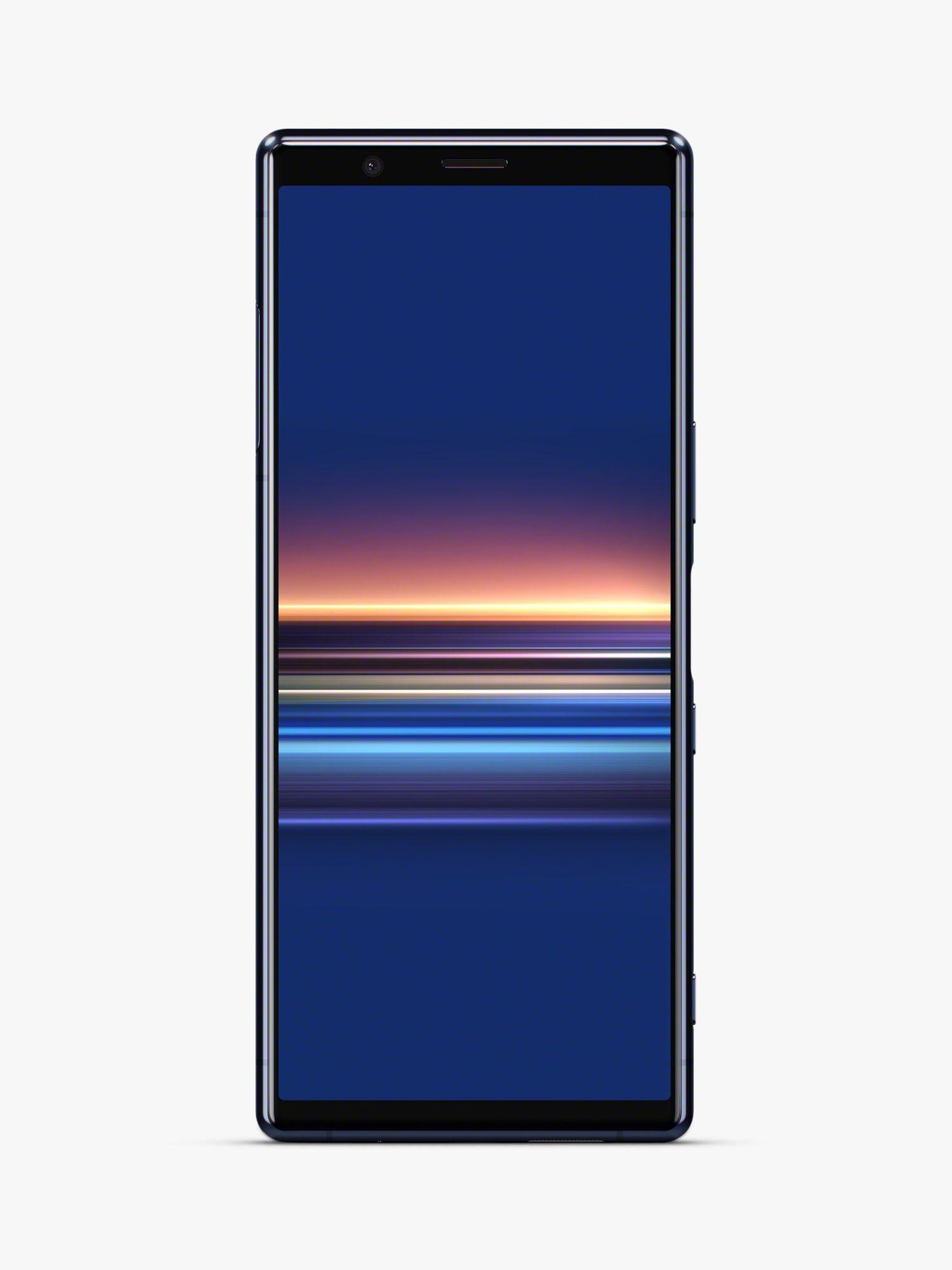"Sony Sony Xperia 5 Smartphone, Android, 6.1"", 4G LTE, SIM Free, 6GB RAM, 128GB"