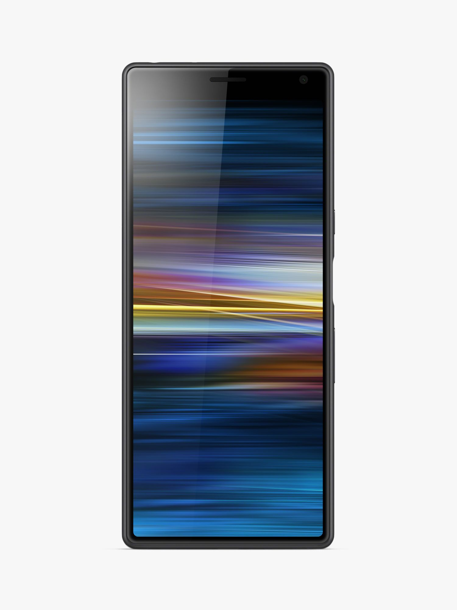 "Sony Sony Xperia 10 Smartphone, Android, 6"", 4G LTE, SIM Free, 3GB RAM, 64GB, Black"