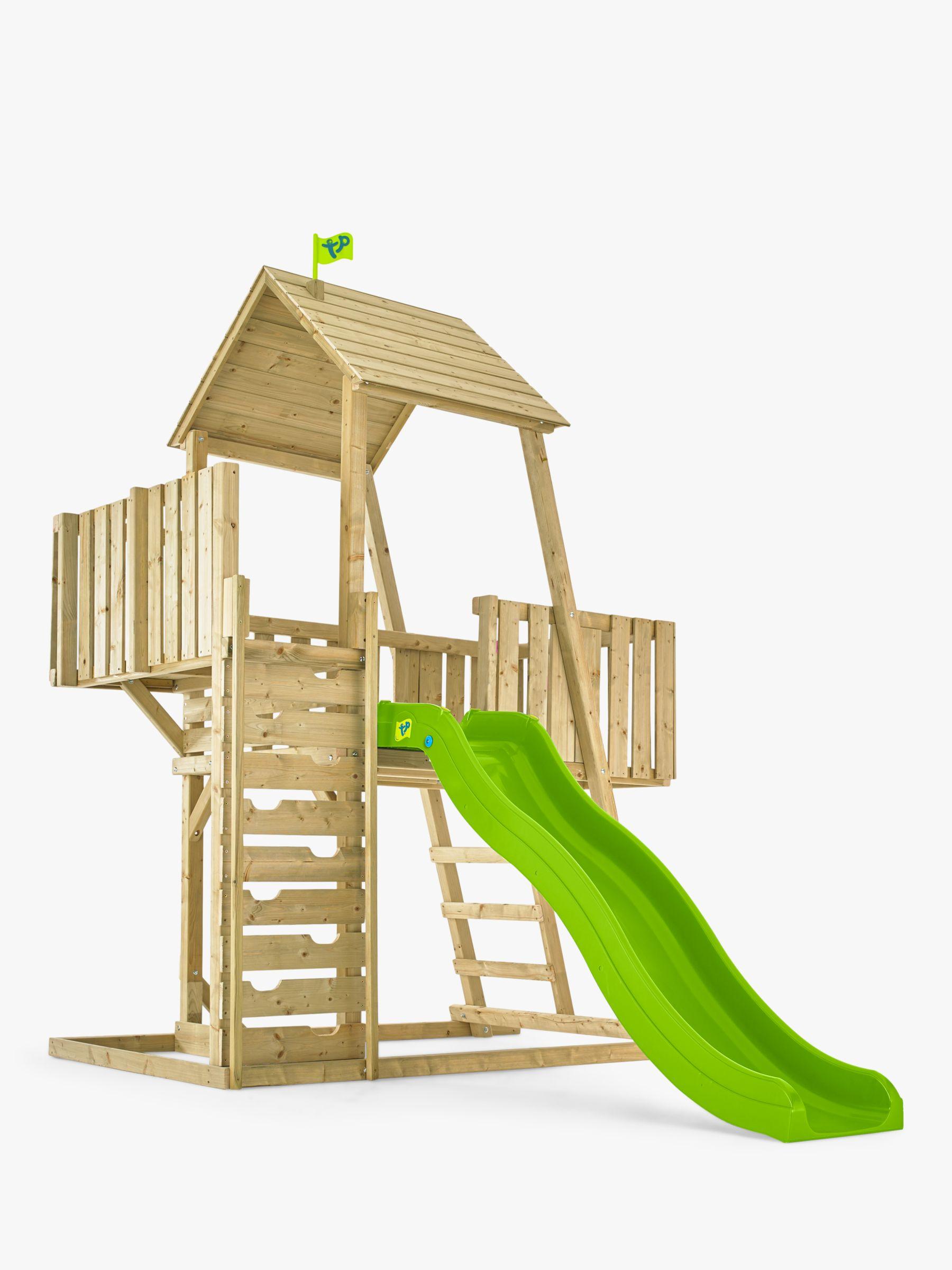 TP Toys TP Toys Kingswood Normandy Wooden Frame and Slide Set