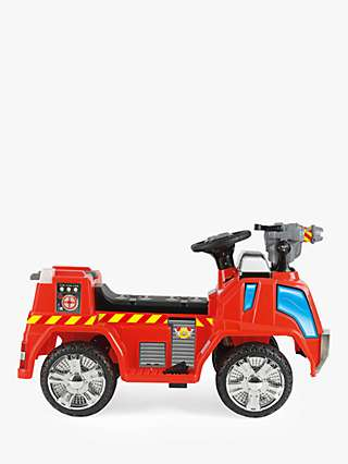 Fire Engine Electric Ride-On Toy