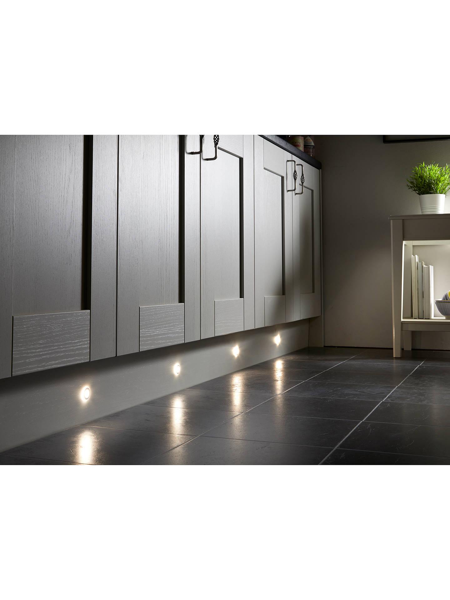 Changebale Led Kitchen Cabinet Plinth