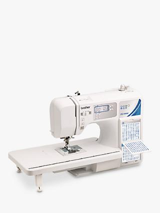 Brother FS130QC Sewing Machine, White
