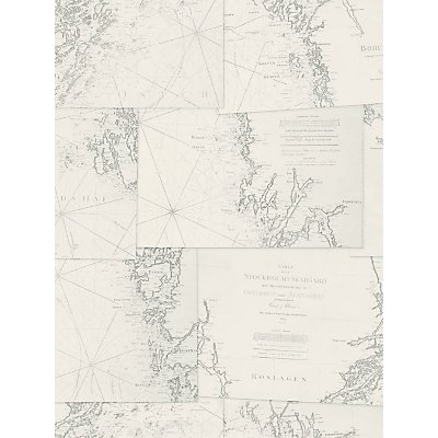 Image of Boråstapeter Coastline Wallpaper, 8868
