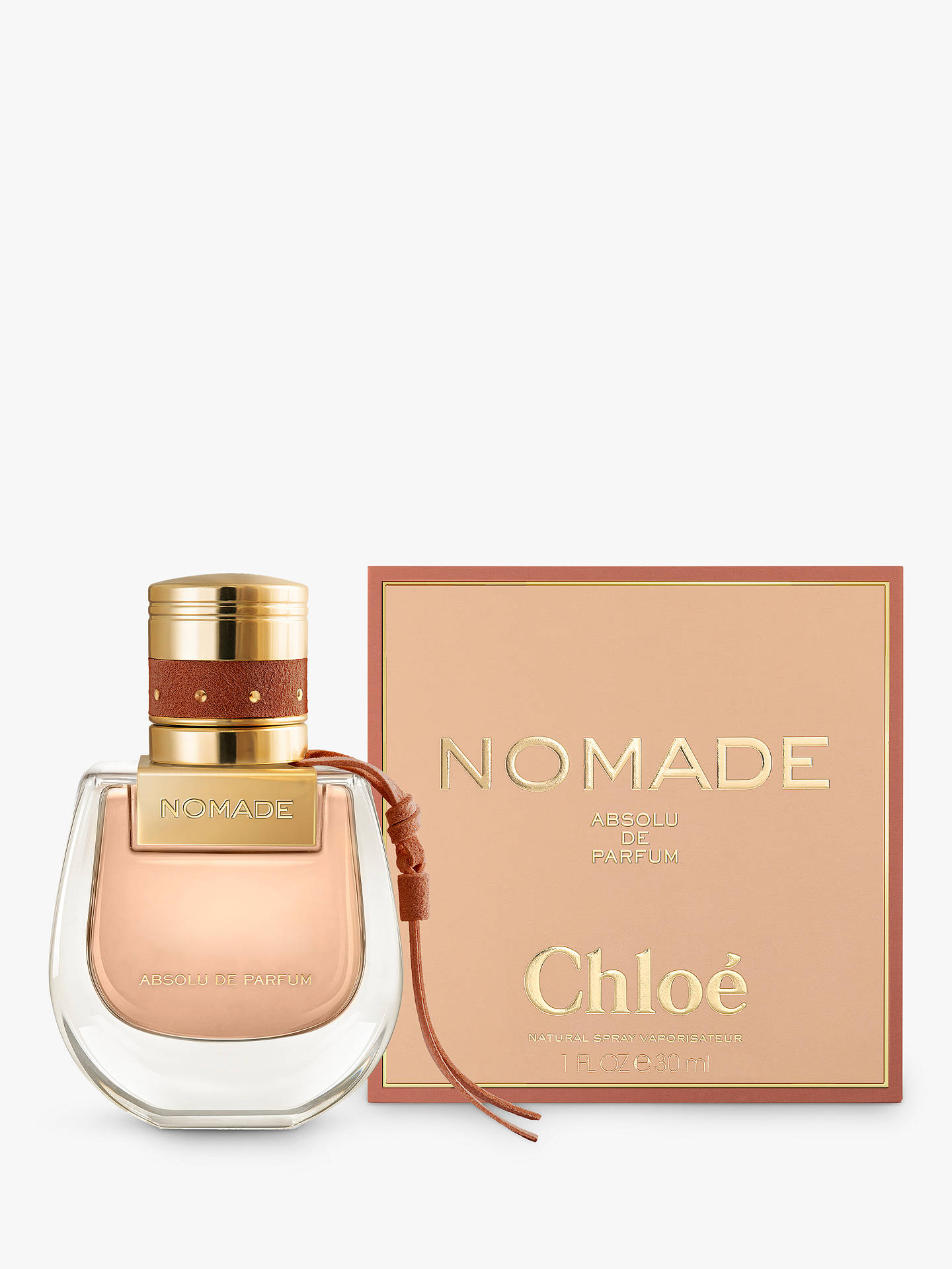 Buy Chloé Nomade Absolu de Parfum, 30ml Online at johnlewis.com