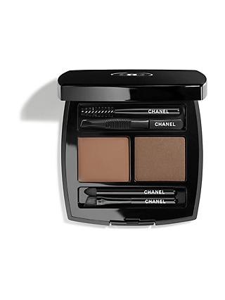 CHANEL La Palette Sourcils Brow Wax and Brow Powder Duo with Accessories