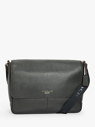 Coach Metropolitan Leather Courier Bag