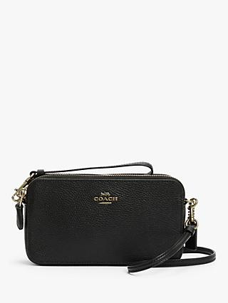 Coach Kira Leather Cross Body Bag