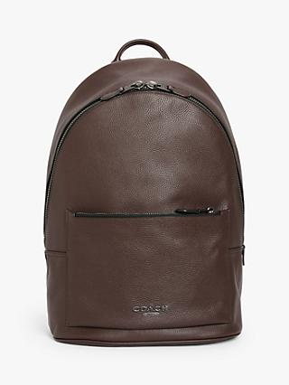 Coach Metropolitan Leather Backpack