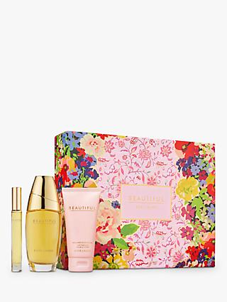Estée Lauder Beautiful Romantic Favourites Fragrance Gift Set