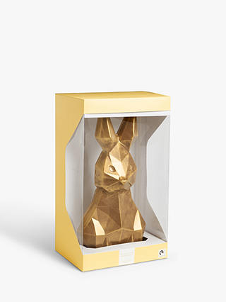 Buy John Lewis & Partners Baxter Milk Chocolate Easter Bunny, 450g Online at johnlewis.com
