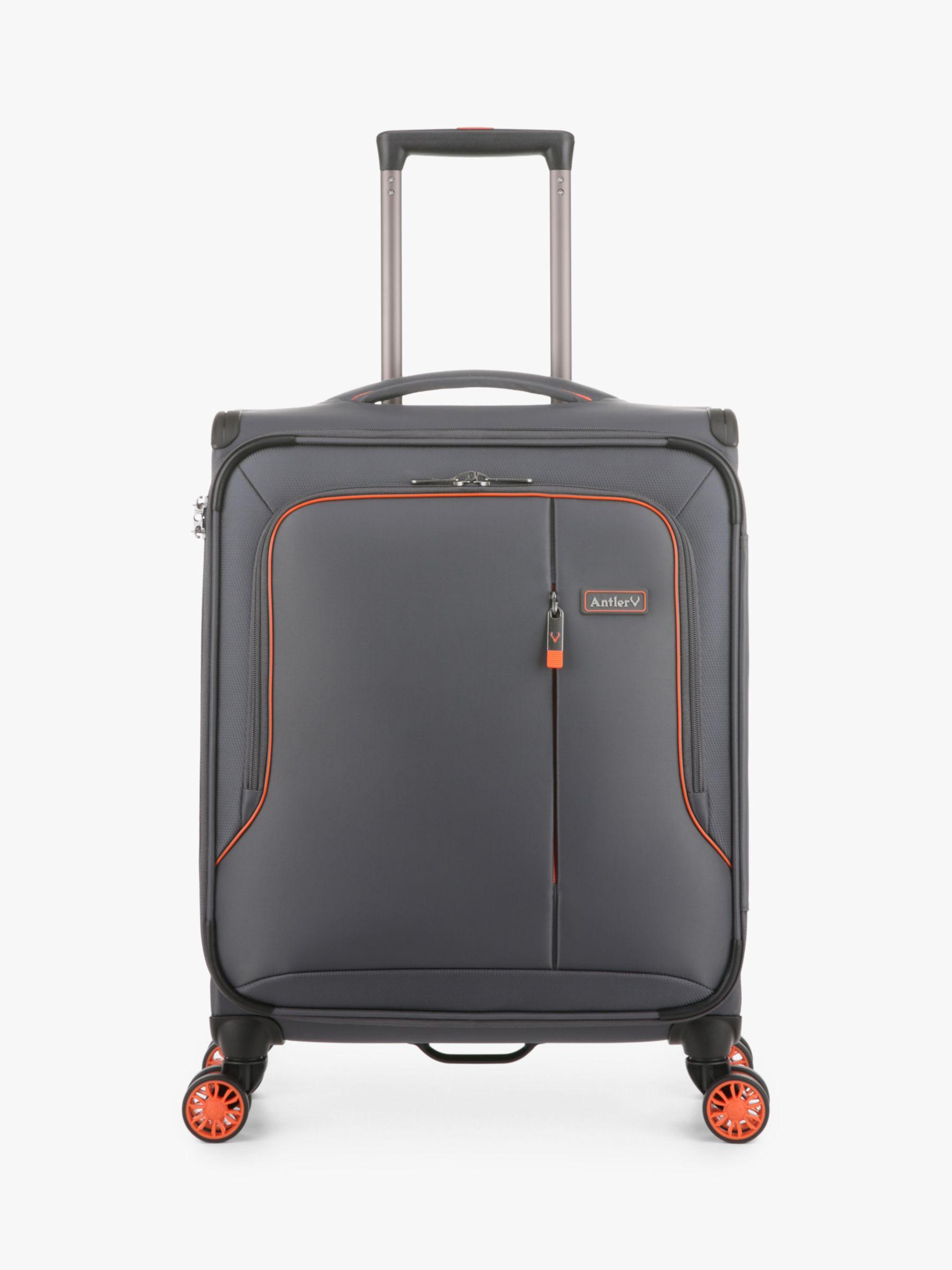 Antler Antler Clarendon 4-Wheel 55cm Cabin Case